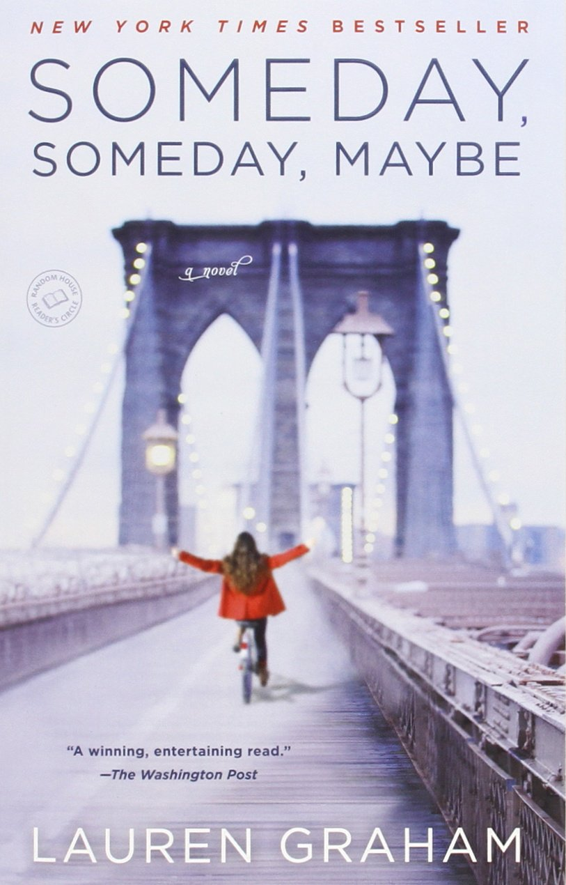 Image result for someday, someday, maybe