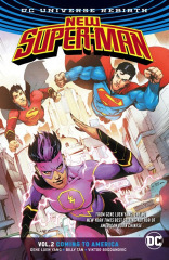 New Super-Man Vol. 2: Coming to America