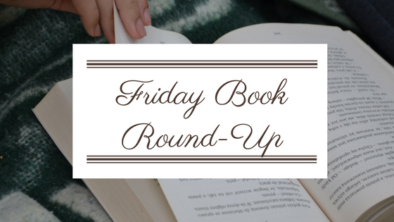 Friday Book Round-Up 2018