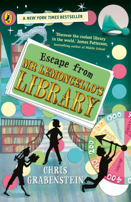 Escape from Mr Lemoncello's Library