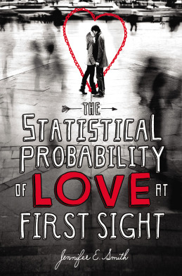Image result for the statistical probability of love at first sight cover