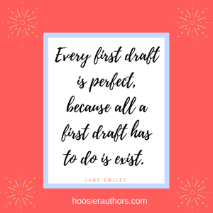 Every First Draft Is Perfect