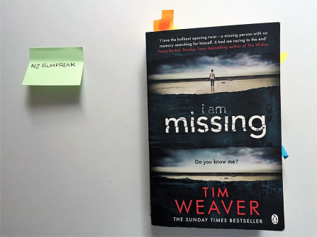 Tim Weaver book I Am Missing
