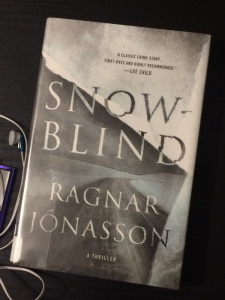 snowblind book cover