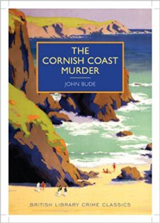 Cover for The Cornish Coast Murder