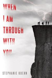 when i am through with you book