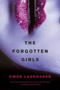 forgotten girls - book cover