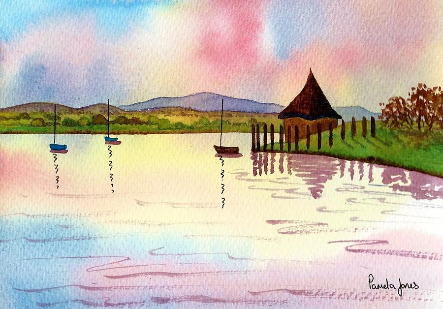 crannog-llangorse-lake-in-the-brecon-beacons-wales-uk-pamela-jones