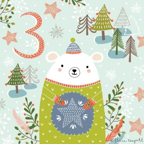 Image result for day 3 advent