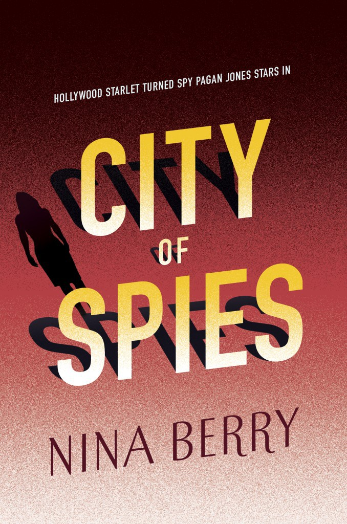 Image result for city of spies by nina berry