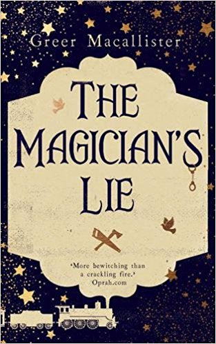 Image result for magician's lie Macallister