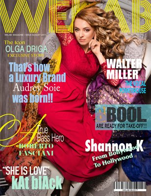 WELAB Magazine - August 2017