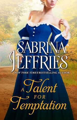 A Talent for Temptation (Sinful Suitors #4.5) by Sabrina Jeffries