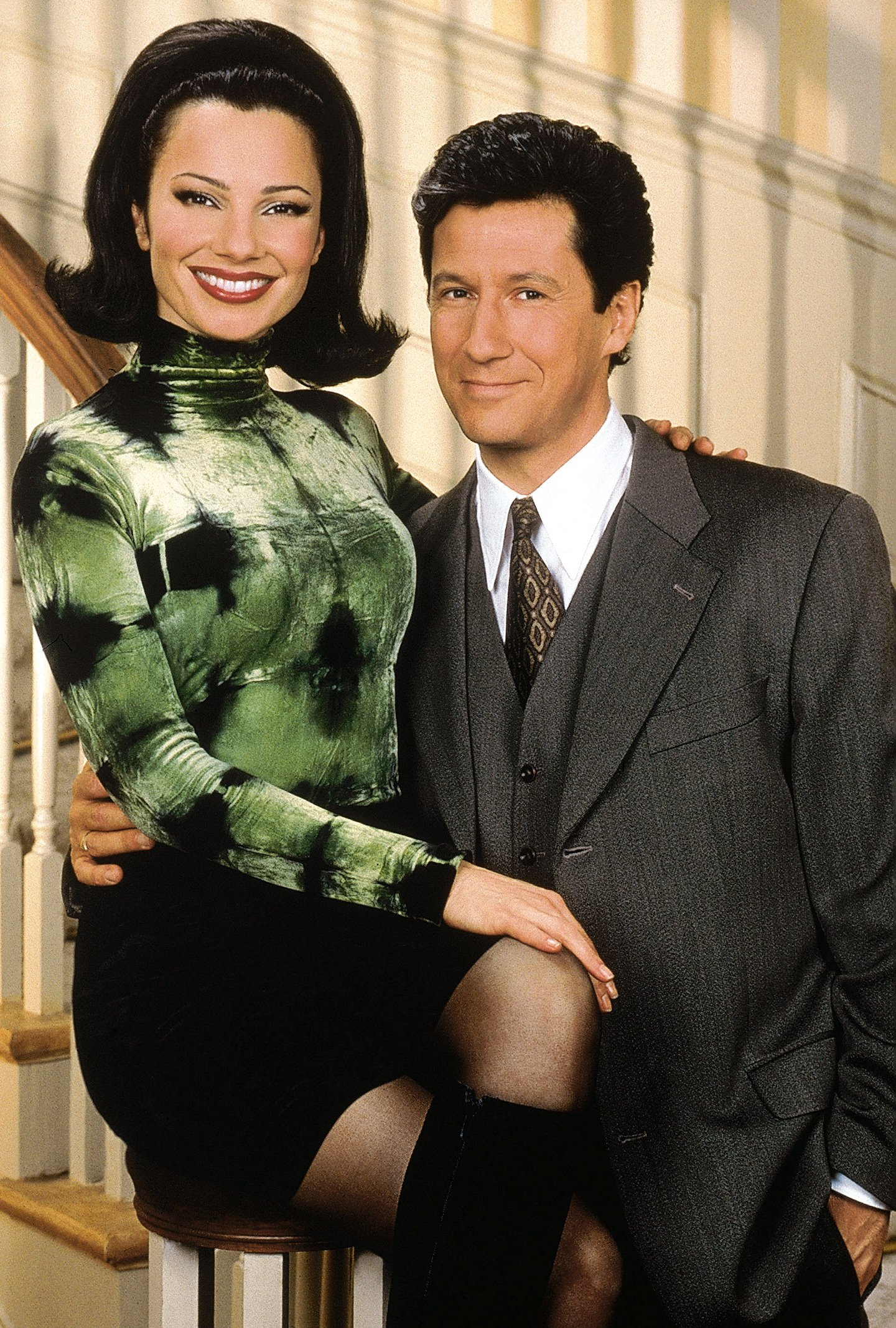 Image result for the nanny charles shaughnessy