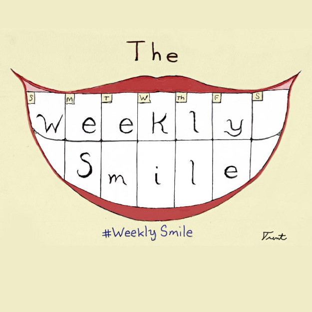 Weekly Smile #WeeklySmile