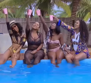 Linda Ikeji TV's GIDI GIRLS reality TV show first promo clip (must watch)