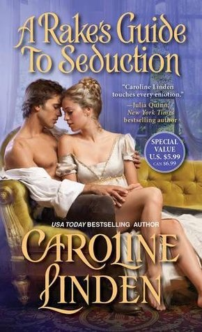 A Rake's Guide to Seduction (Reece Family Trilogy #3) by Caroline Linden
