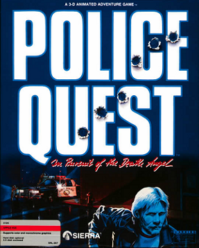 Police Quest Cover