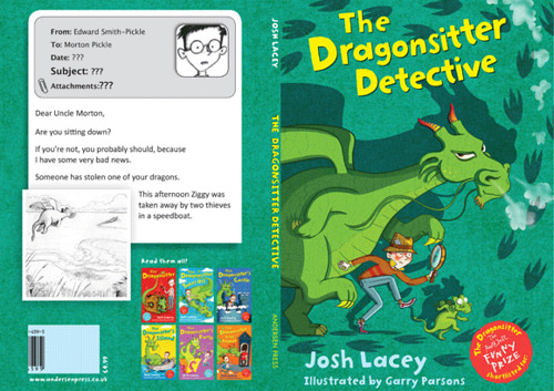 Josh Lacey and Garry Parsons, The Dragonsitter Detective