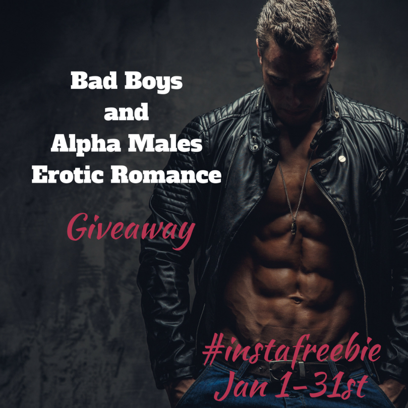 Bad Boys and Alpha Males Erotic Romance Giveaway