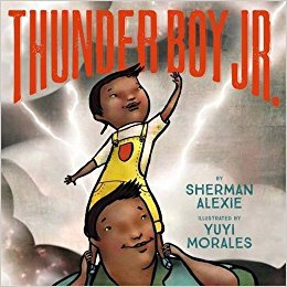 Thunder Boy Jr. :: Children's Book Review mscroninblog.wordpress.com