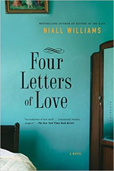 Cover for Four Letters of Love