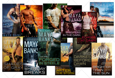 Maya Banks' KGI Series
