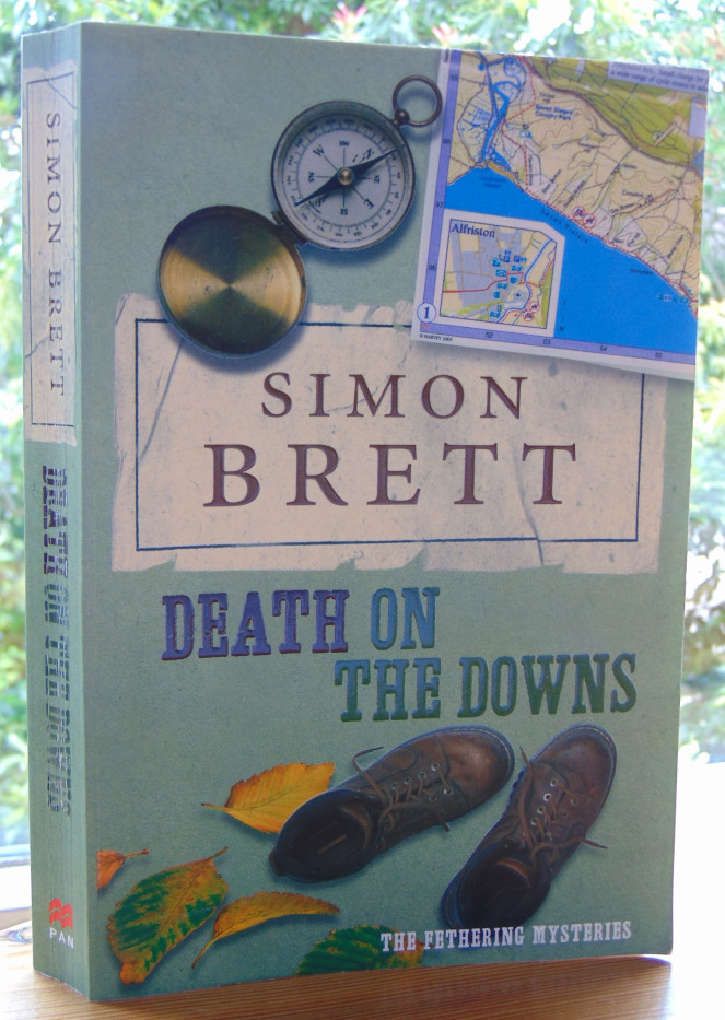 Simon Brett Death on the downs