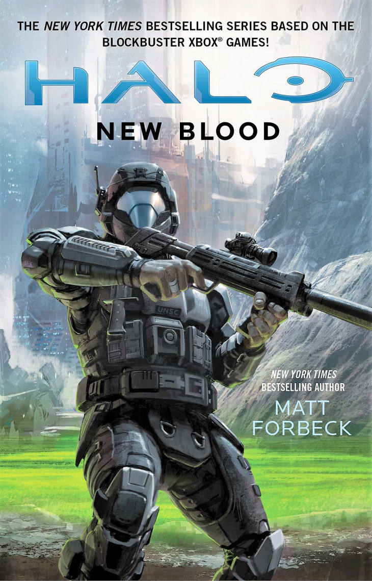 new blood cover