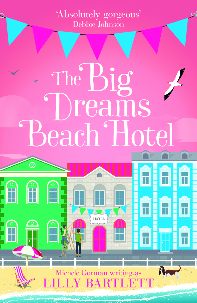 Big Dreams Beach Hotel eBook UK