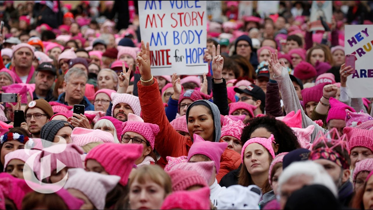 Image result for womens march 2017