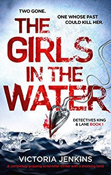 The Girls In The Water cover image
