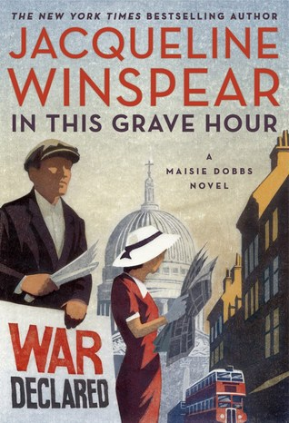Image result for in this grave hour maisie dobbs