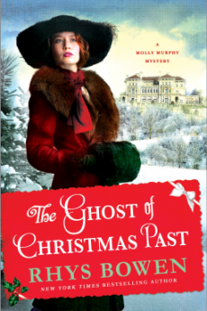 Cover for The Ghost of Christmas Past