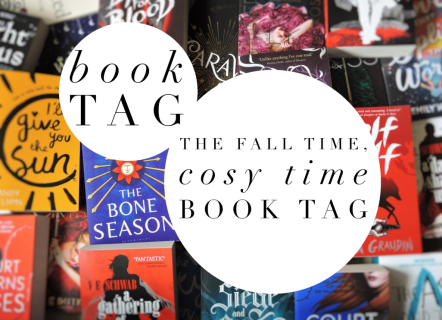 The Fall Time, Cosy Time Book Tag