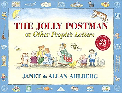 Image result for postman book with letters