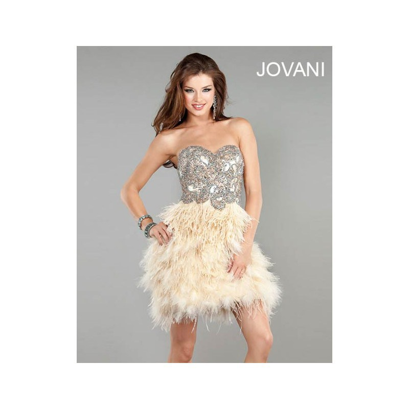 Classical Cheap New Style Jovani Short Prom/Party/Cocktail Dresses  72664 New Arrival 0