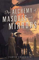 Cover- An Alchemy of Masques and Mirrors