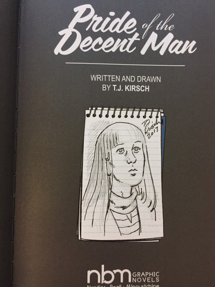 TJ art in book