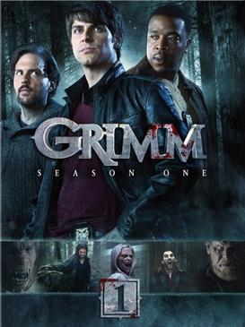 GrimmSeason1DVD