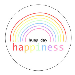 hump-day-happiness-sticker