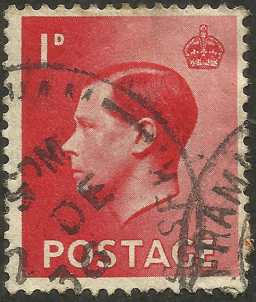 Great Britain - Scott #231 (1936)