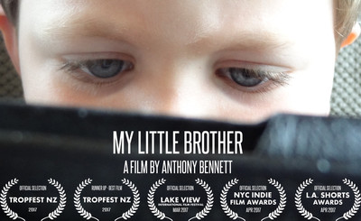 My little brother movie poster