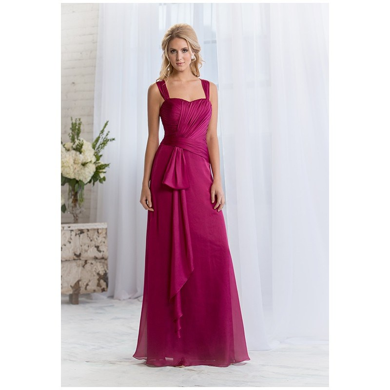 Click to Follow 2015 New Fashion Belsoie Bridesmaid Dresses L164059 0
