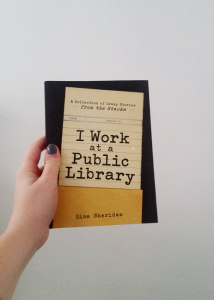 i work at a public library