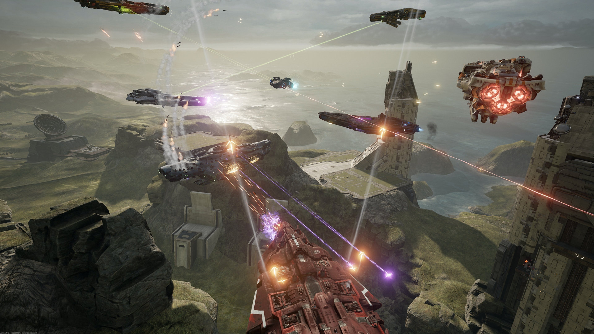 Image result for Dreadnought Game PS4