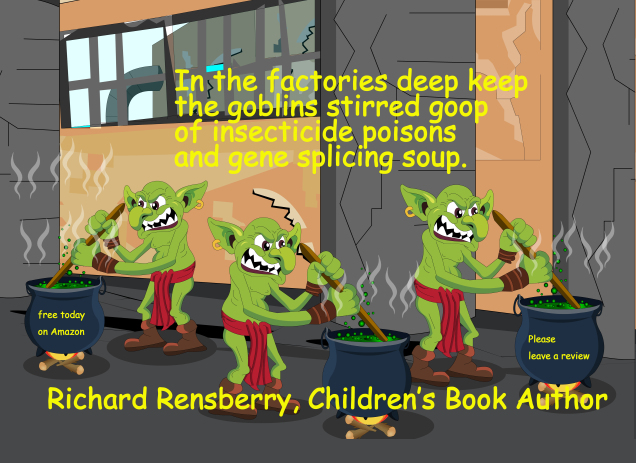 Goblins Stirring Soup Ad