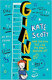 Kate Scott, Giant