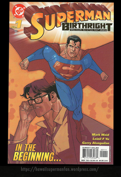 2003SupermanBirthright1