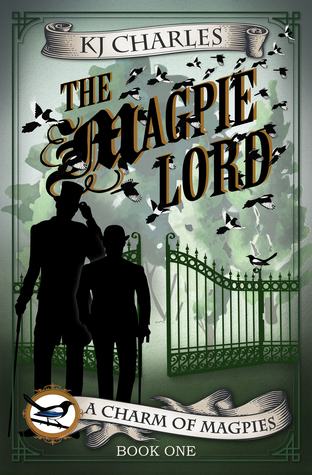 The Magpie Lord cover